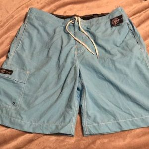 NWT Men's L Chaps Swimming Trunks